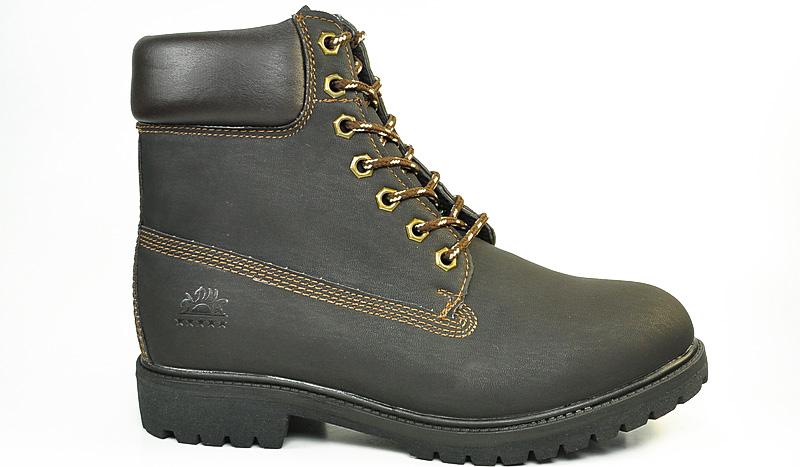 Buty Zimowe Trekkingowe MDMG Brown (JD6301)