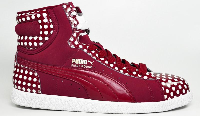 Puma First Round Polka Wns (346558 02)
