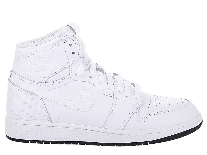 Buty Nike Air Jordan 1 Retro High Og Bg (575441 100)