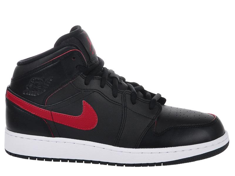Buty Nike Air Jordan 1 Mid Bg (554725 009)