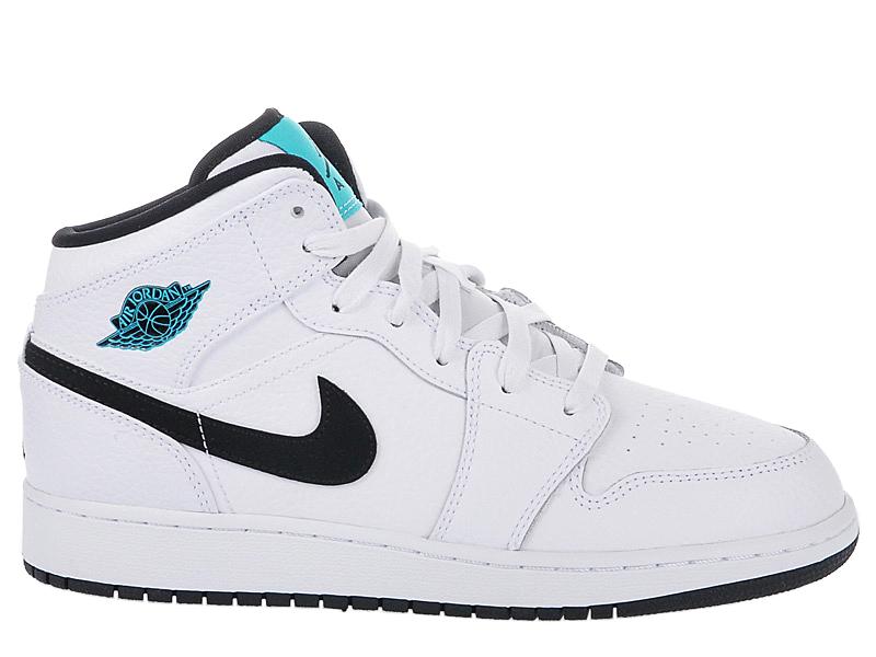 Buty Nike Air Jordan 1 Mid Bg (554725 122)