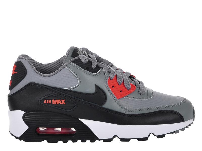 Buty Nike Air Max 90 Mesh GS (833418 010)