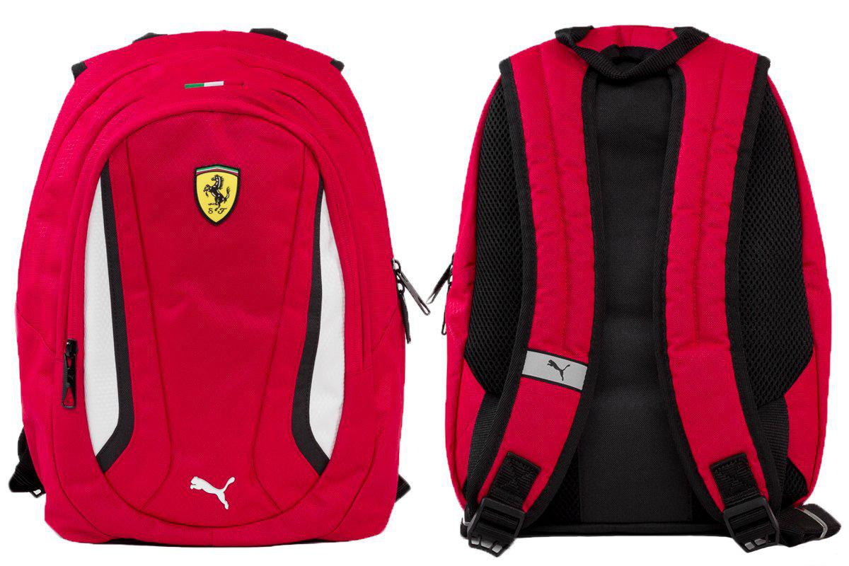 Plecak Puma Ferrari Replica Sm Backpack (073383 01)