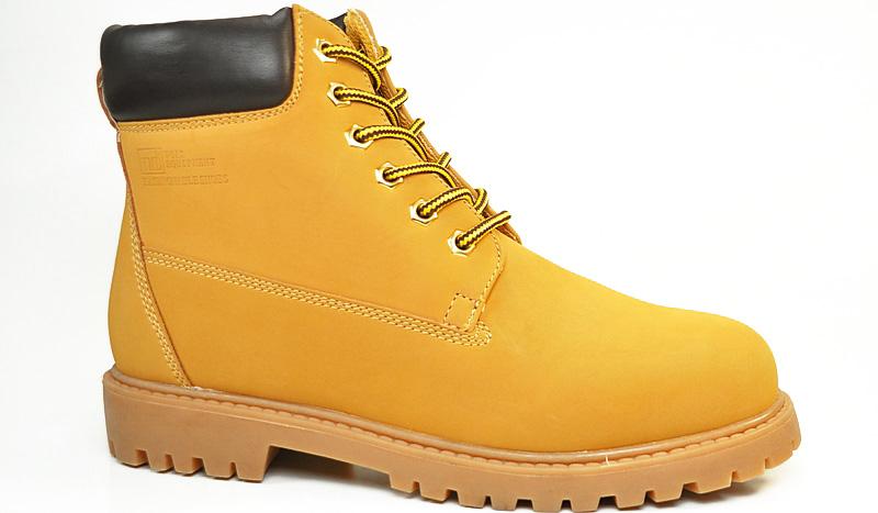 Buty Zimowe Trekkingowe Yimaida Yellow (W59-56B-01A)